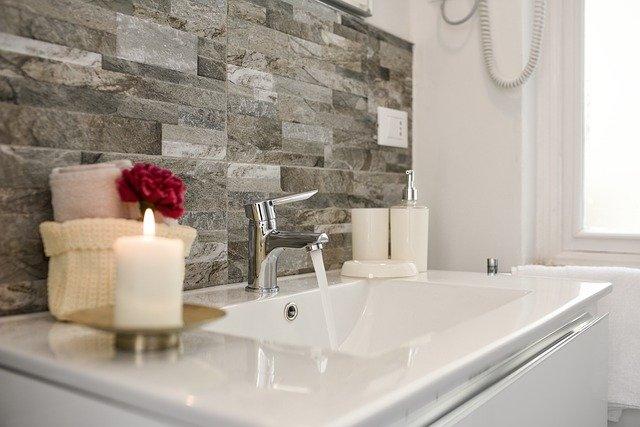 bathroom water faucet